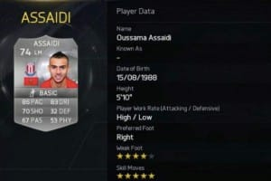 FIFA 15 5-star skillers with Pele Vs Assaidi