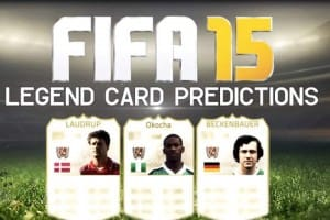 FIFA 15 Legends receive predictions for ratings