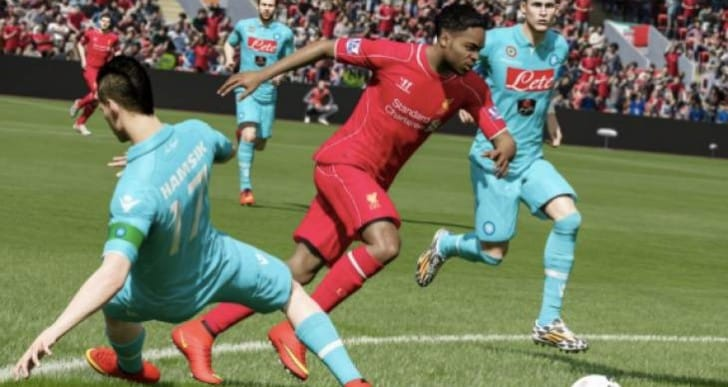 FIFA 15 Liverpool player ratings outside Top 50