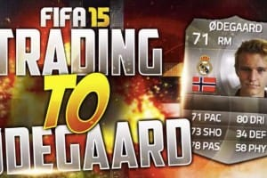 Martin Odegaard FIFA 15 January update to Real Madrid