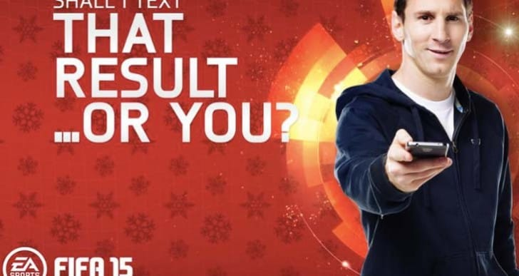 FIFA 15 New Year's Open details for FUT tournament