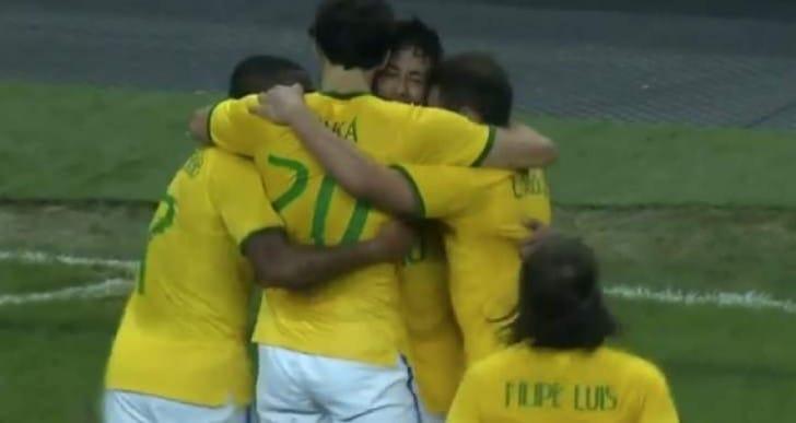 FIFA 15 Team of the Week for 4 goal Neymar