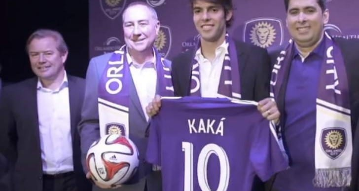 FIFA 15 November update for MLS, Kaka
