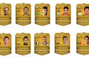 FIFA 15 Barcelona, Real Madrid ratings leaked with Suarez