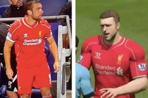 FIFA 15 player faces for Ozil, Lambert shocking