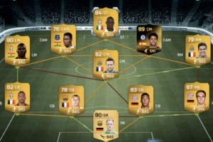 Liverpool's Balotelli joins Reus in FIFA 15 Squad Builder