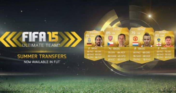 All FIFA 15 Summer Transfers list for July 2015