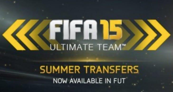 FIFA 15 transfer updates for Balotelli ,Pedro, Cuadrado
