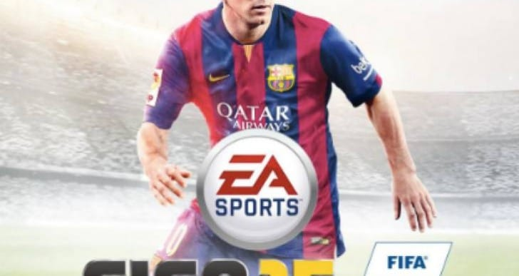 FIFA 15 UK cover with Sturridge, Toure likely