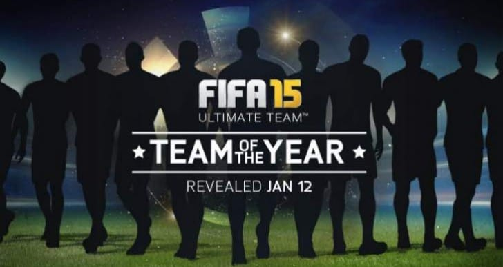 FIFA 15 TOTY midfielders release time for UK, US
