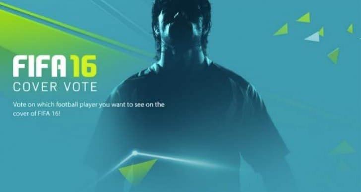 FIFA 16 cover vote Henderson Vs Kane, Courtois, Aguero