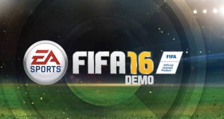 FIFA 16 UK demo release date finalized by EA