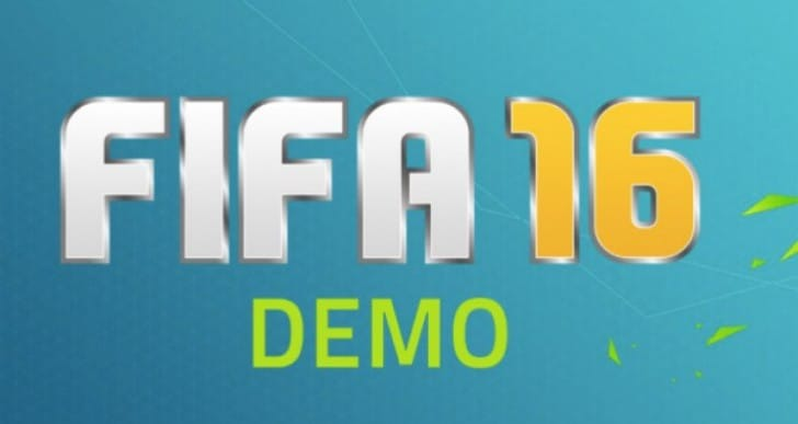 FIFA 16 demo release date for PS4, Xbox One