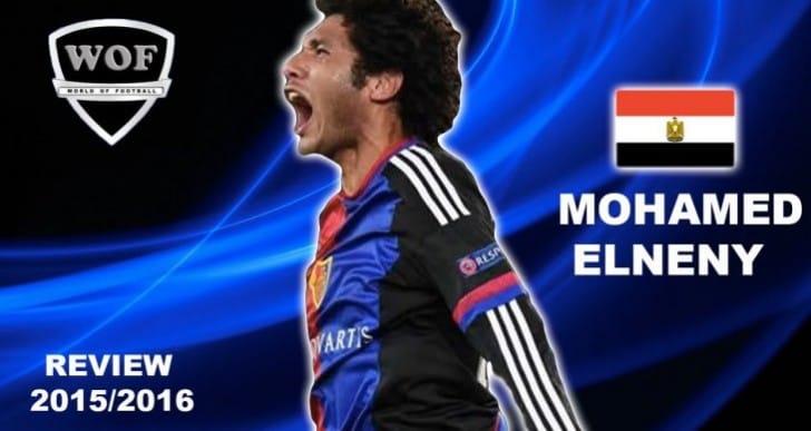 Mohamed Elneny FIFA 16 stats for Arsenal transfer update