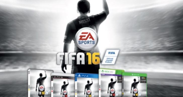 FIFA 16 price at Gamestop with FUT bonus