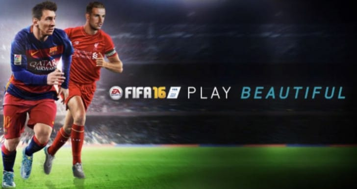 FIFA 16 1.03 update demand for fixes