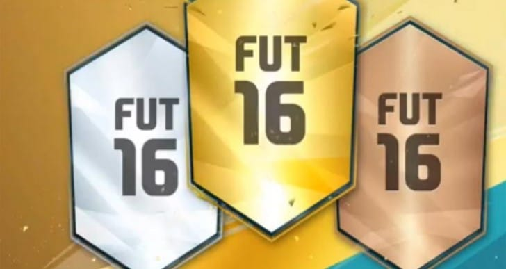 FIFA 16 Promo Packs wait for Rare Players Cards