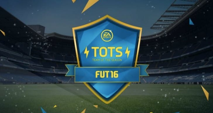 FIFA 16 BBVA TOTS release time today