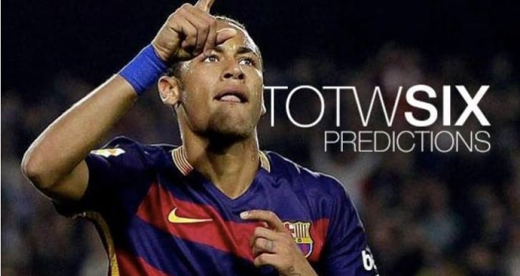 FIFA 16 TOTW 6 release time with predictions