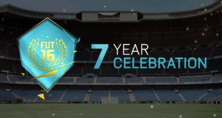 FIFA 16 Web App login for free Rare Gold pack