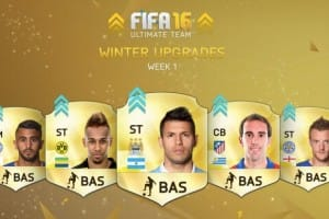 FIFA 16 Winter Upgrades list download for Week 1