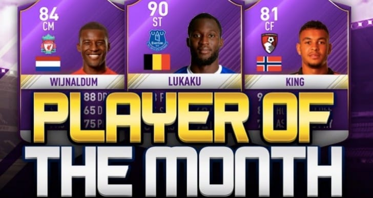 FIFA 17 March PL Player of the Month SBC investments