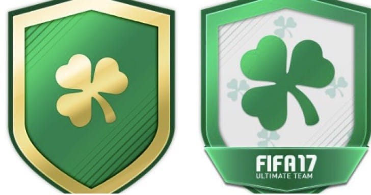 FIFA 17 Green Team with Pot of Gold SBC leak