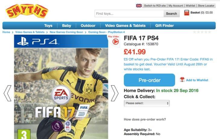 fifa-17-uk-price-code