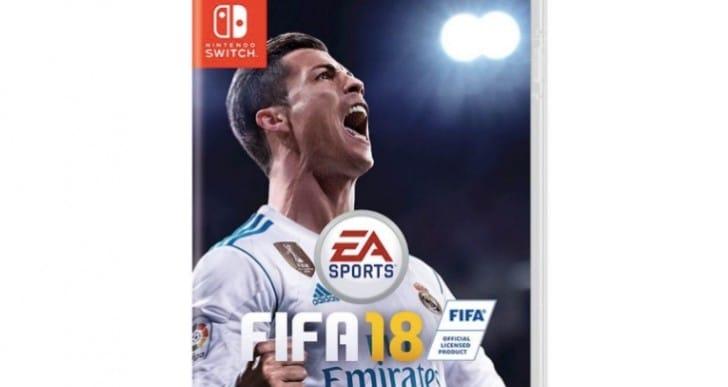 Nintendo Switch FIFA 18 deal at Best Buy Vs Walmart