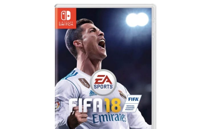 Nintendo Switch FIFA 18 deal at Best Buy Vs Walmart