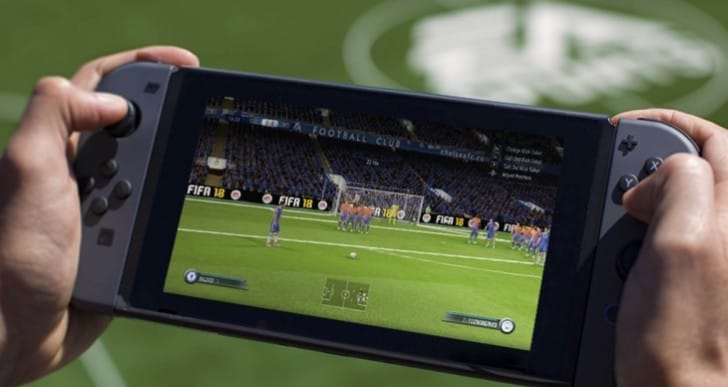 FIFA 18 Nintendo Switch features missing vs PS4, Xbox One