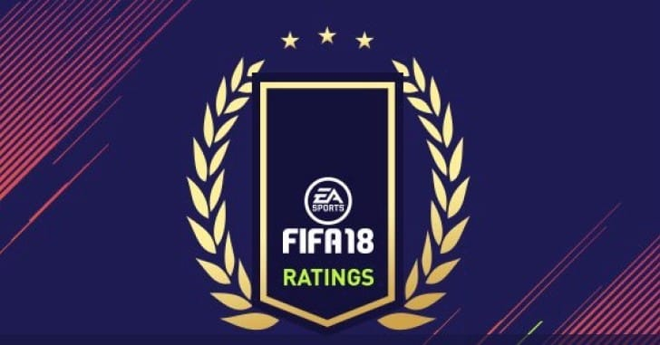 FIFA 18 Ratings list countdown to Top 100, 50,10