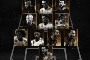 FIFA 18 TOTY preview with shock player in lineup