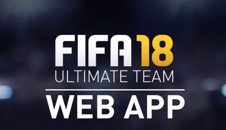 Likely FIFA 18 Web App release date pinpointed