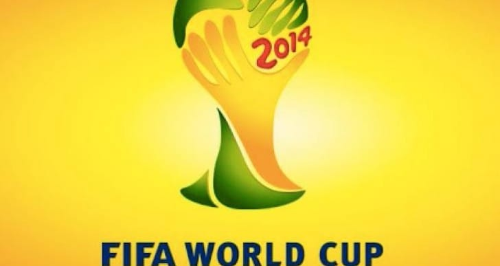 FIFA World Cup 2014 fixtures table in PDF wall chart