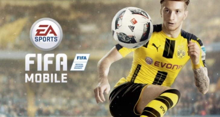 FIFA Mobile 17 login failed problems today