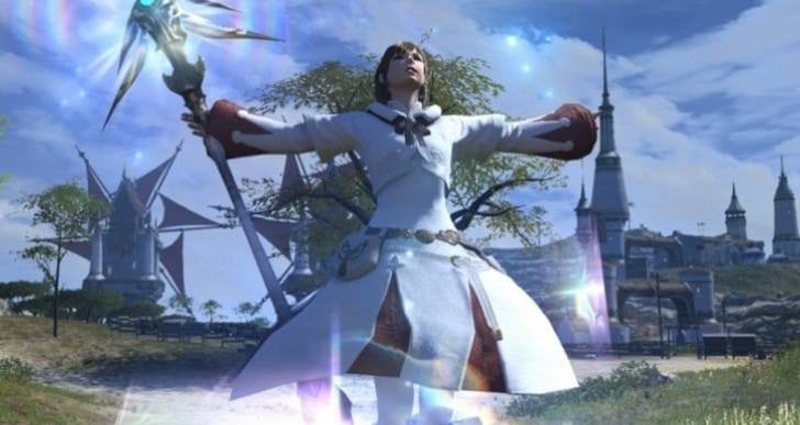 Final Fantasy 14 release date and final beta 3 update