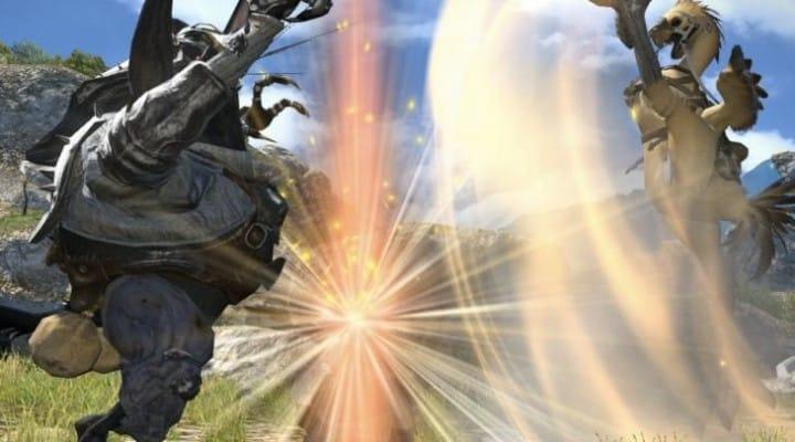 Final Fantasy 14 PS4 beta release date details