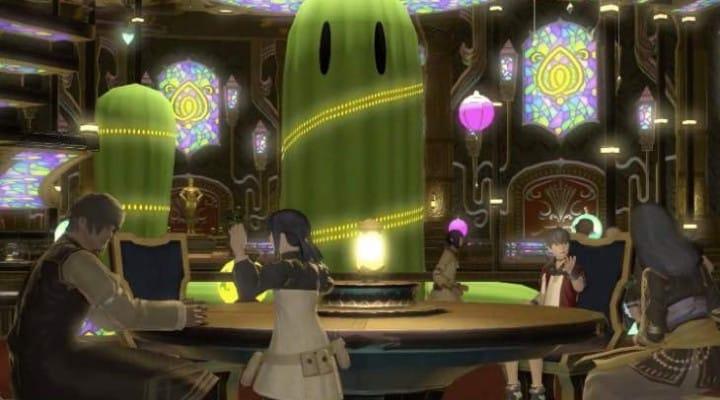 Final Fantasy XIV Gold Saucer music for FF7, FF8 fans