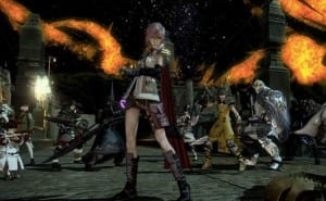 Final Fantasy 14 Lightning Returns costume live again