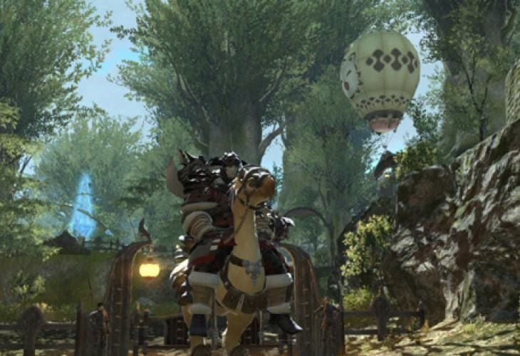 Final Fantasy 14 server problems on PC, PS3