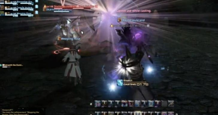 Final Fantasy 14 review before PS4 launch