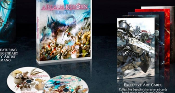 Final Fantasy 14 PS3 release date, monthly price for UK, US