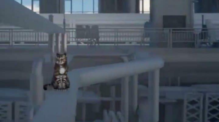 Final Fantasy 15 mini game ideas after Cat Cam
