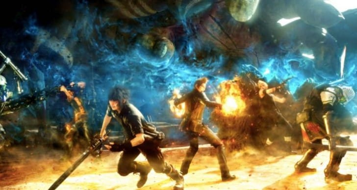 Final Fantasy 15 Royal Edition release date planned for 2018