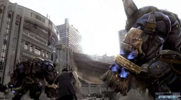 Final Fantasy 15 Vs 14 expectations on PS4