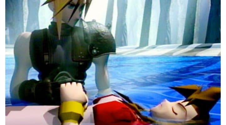 Final Fantasy VII, VIII PC release joy on Steam