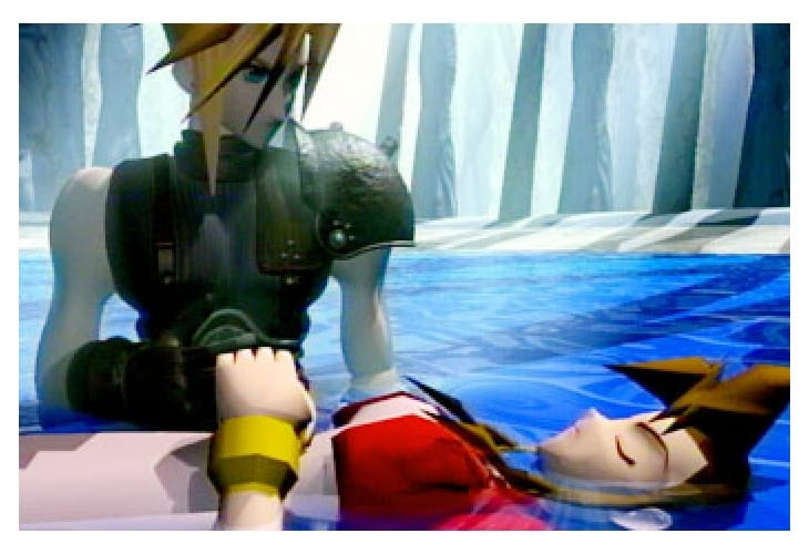 Final Fantasy VII, VIII PC release joy on Steam