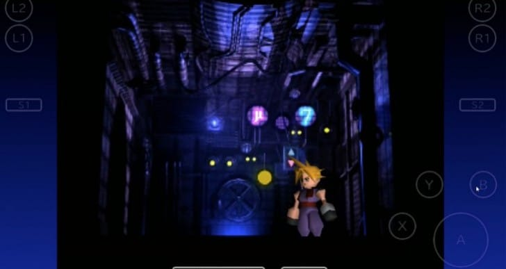 Final Fantasy 7 iOS controls analysed in gameplay