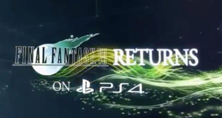 Final Fantasy VII PS4 release date closer after trophy list